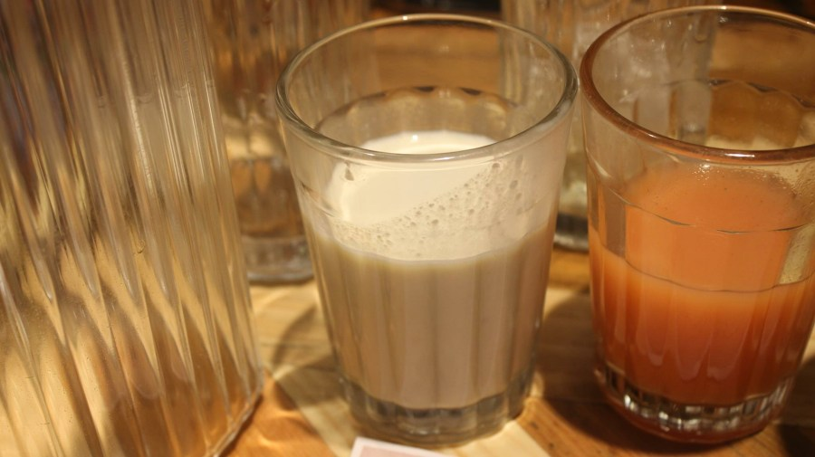 Turtle Bay's Banana and Peanut Smoothie