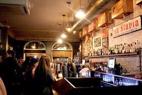 Black Swan Leeds Bar Area