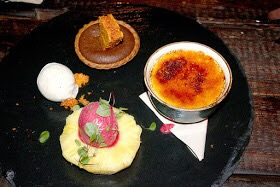 Black Swan Leeds Desserts