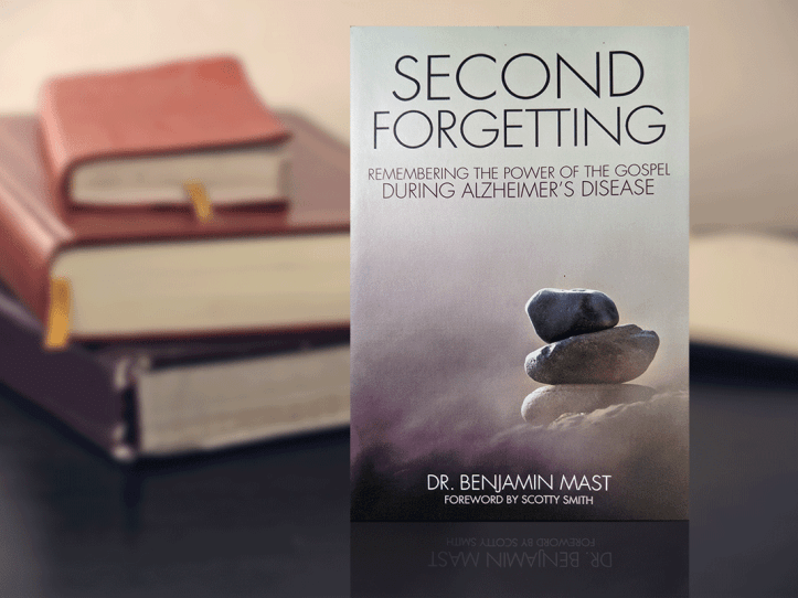 Front cover of the book: Second Forgetting.