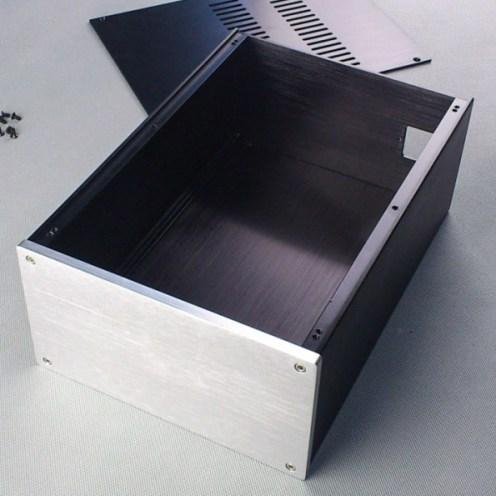 Enclosure for directional metal halide light fixture