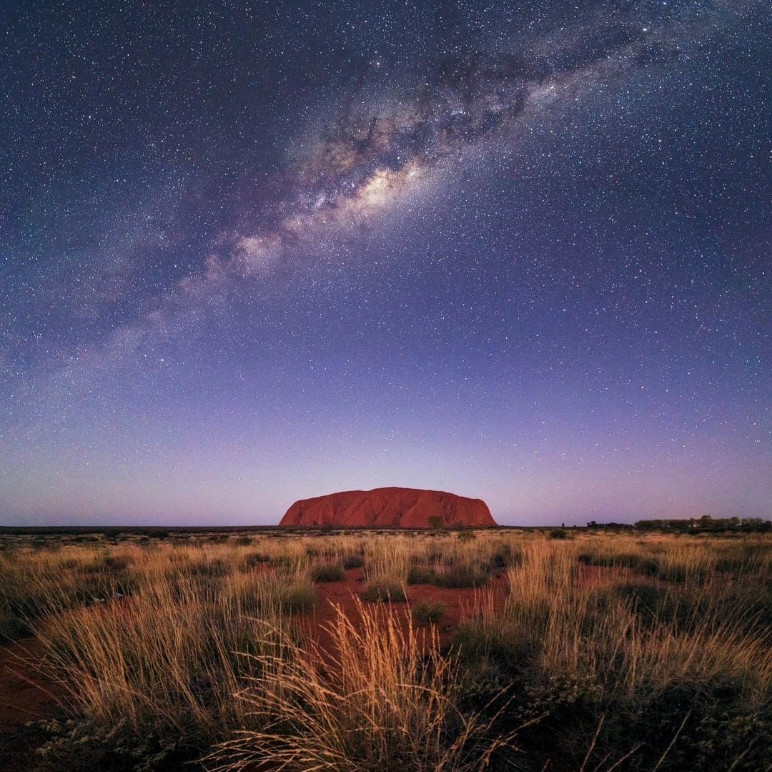 Workshops in Uluru - AstroWorkshops