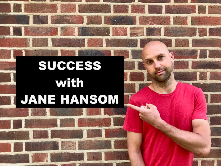 SUCCESS with Jane Hansom