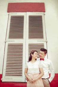 Prewedding Vintage