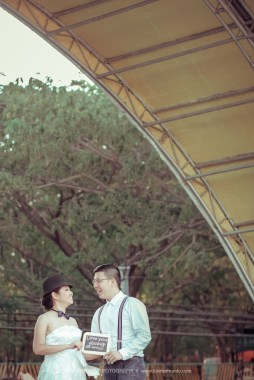 Foto Prewedding Lucu