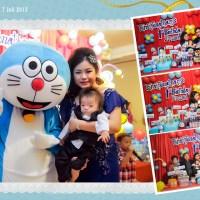FOTO ULANG TAHUN ERIC [1st Birthday]