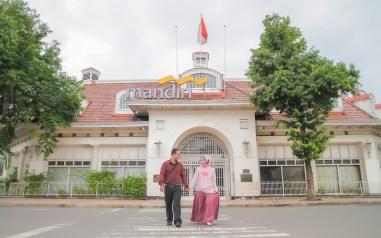 Prewedding Muslim santai