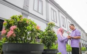 prewedding hijab