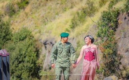prewedding angkatan di gunung bromo