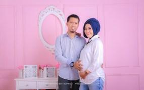 foto maternity ibu hamil berhijab surabaya sidoarjo