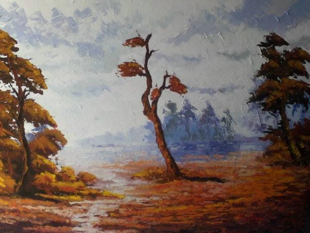 Lukisan Souvenir Minimalis  SEJAK 2010