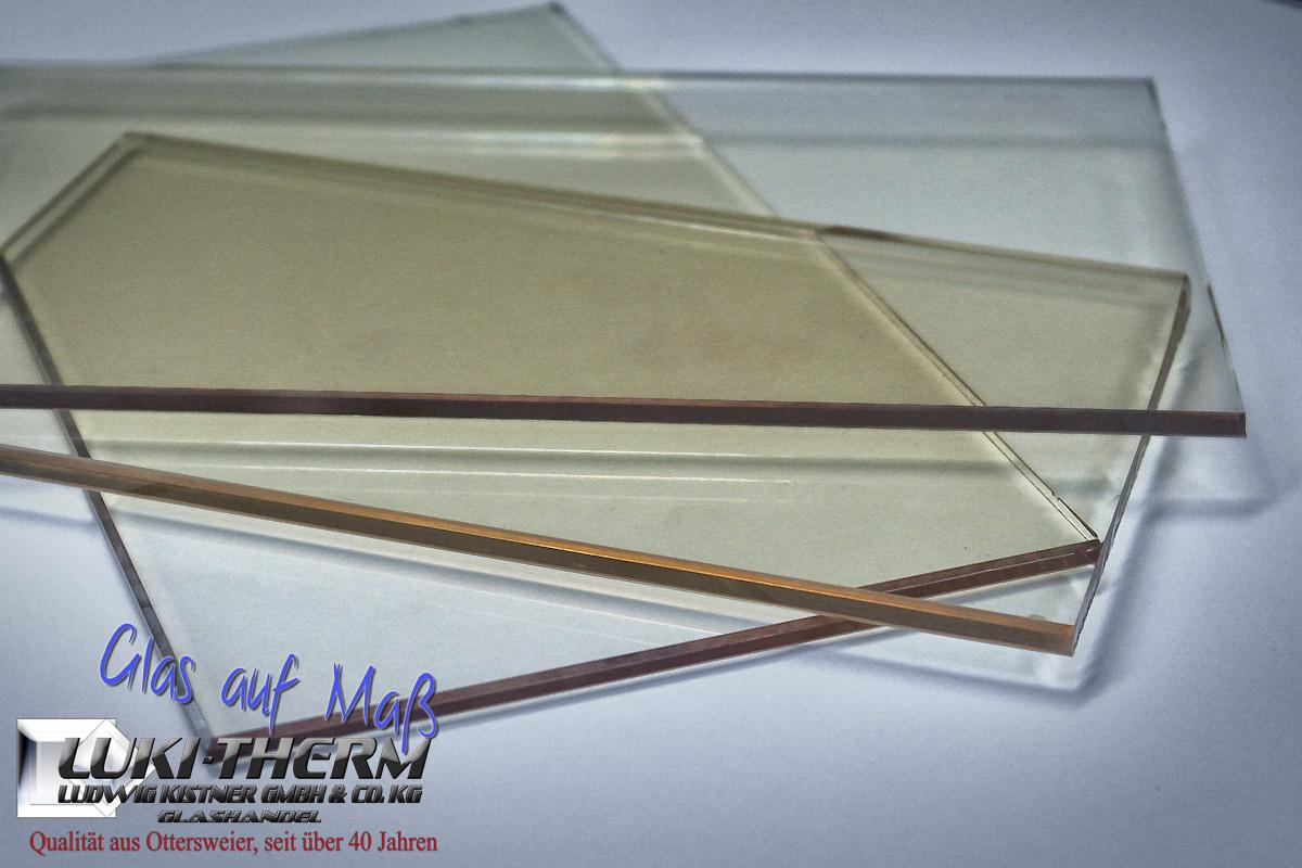 Glasplatte Kamin Zuschnitt Kaminofen Glas Versiegeln