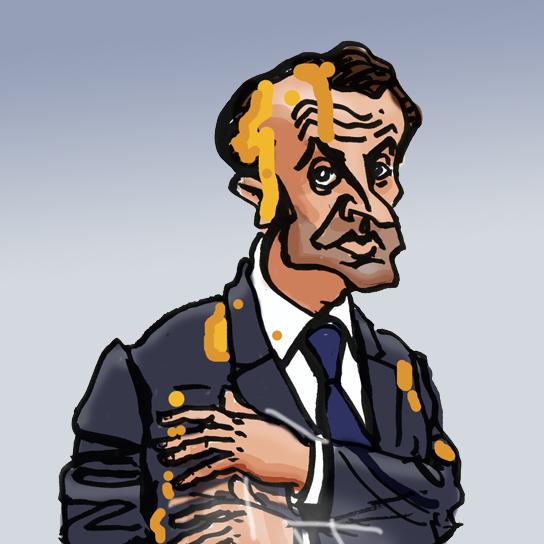 Macron à Montreuil