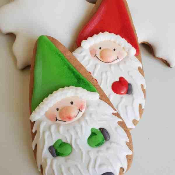 Lukrowane pierniczki, pierniczki bożonarodzeniowe, krasnale, pierniki na zamówienie - Basia sweets
