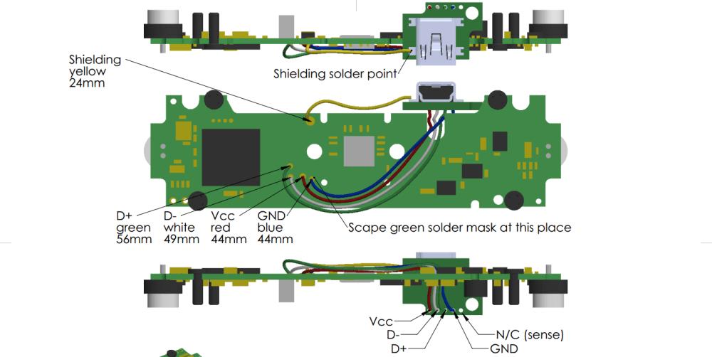 medium resolution of lukse lt modifying logitech c920 for cs lenseslogitech webcam wiring diagram 6