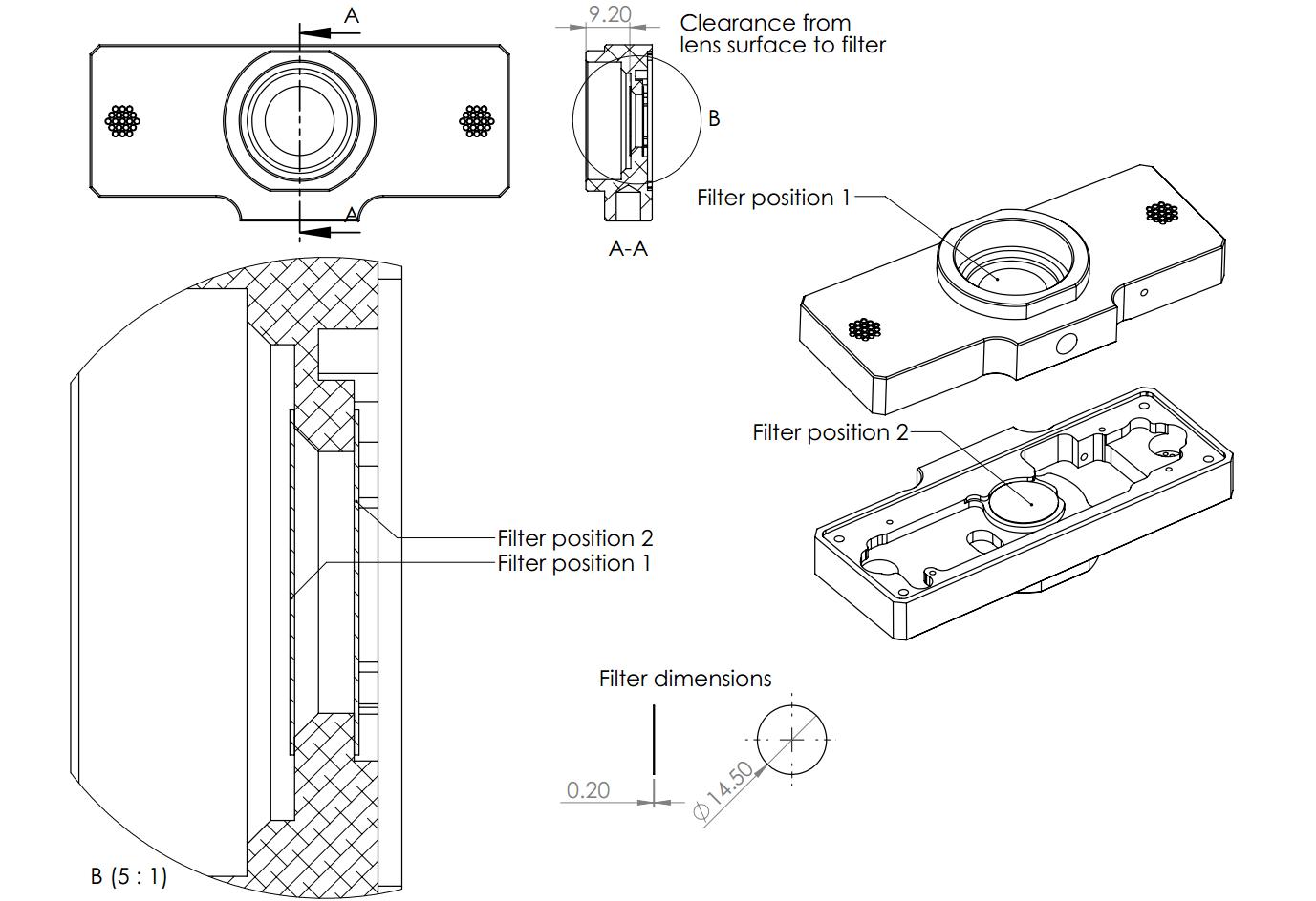 Lukse.lt » Custom made IR-block filters for C920 case