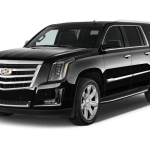 2018 cadillac escalade esv luxury suv angular front - 2020-chevrolet-mid-engine-corvette-c8-masterfully-rendered-125065_1