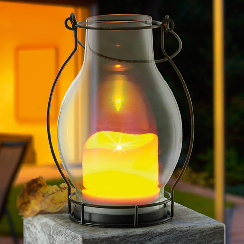 Deko Dream - effektfull solcelled. LED-lampe IP44