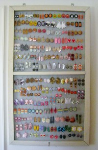 Upcycled Jewelry Organizers