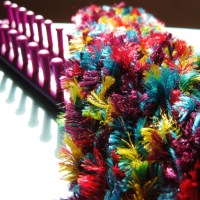 Getting Started with Loom Knitting