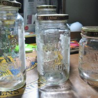 Cleaning Classico Jars