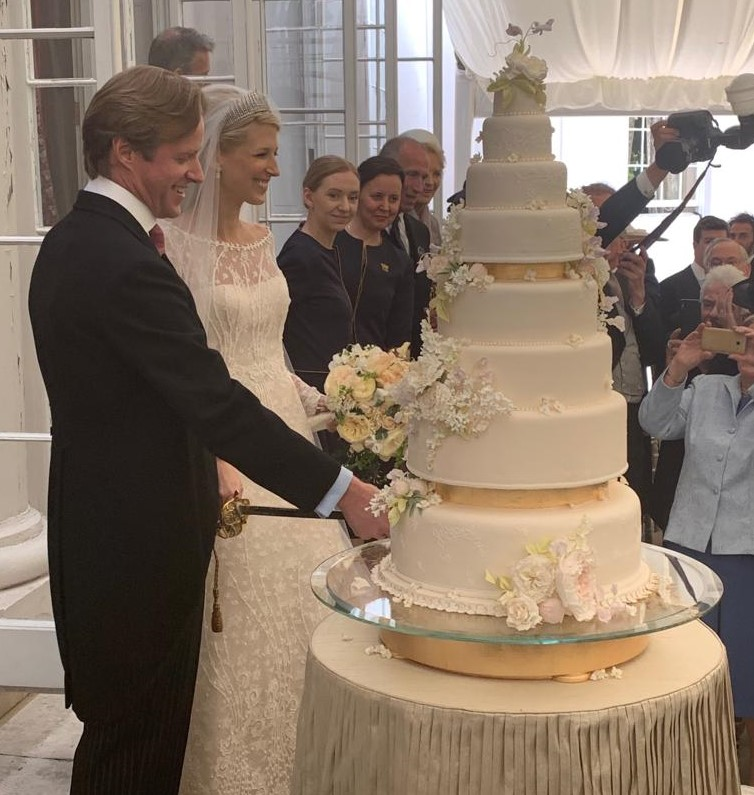 Casamento de Lady Gabriella Windsor e Thomas Kingston na Inglaterra os Orleans e Bragana entre