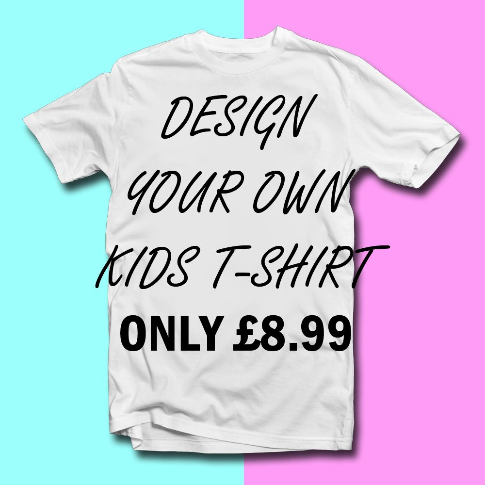 Design your own kids t shirt lulah blu for Design your own shirts and hoodies