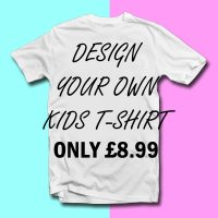 Design Your Own Kids T