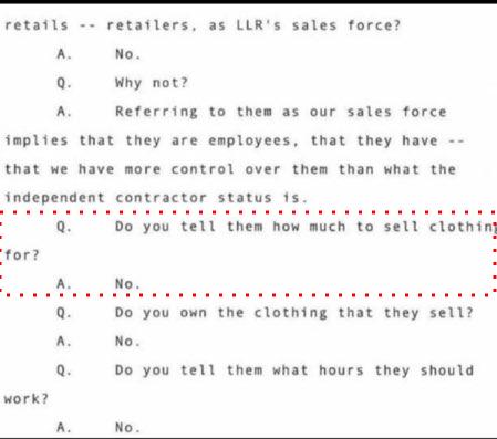 LuLaRoe Retailer Bankruptcy Pattern LULAROEFAIL - Lularoe map pricing