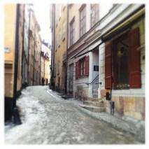 Street, gamla stan