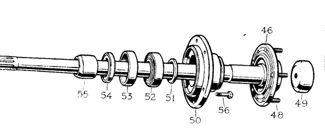 rear-shaft