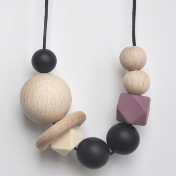 Collier d'allaitement et portage - Baby on Earth
