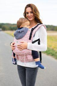 limas flex sunshine porte-bébé physio évolutif transformable onbuhimo portage physiologique