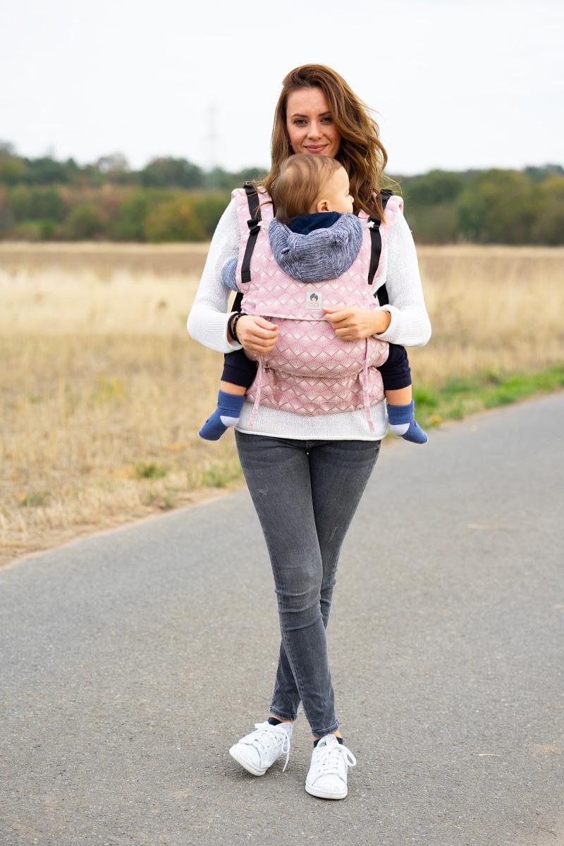 limas flex porte-bébé physiologique