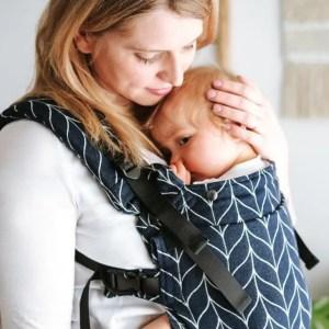 kavka multi age porte-bébé physiologique évolutif