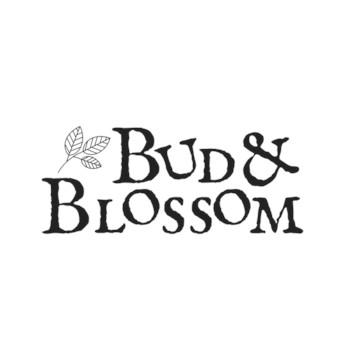 bud & blossom sling lin nouveau-né