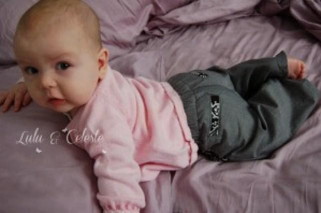 Metropolitan pants sewn by Lulu&Celeste