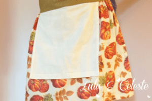 thanksgiving apron