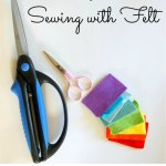 Tips for Sewing with Felt: at Patchwork Posse