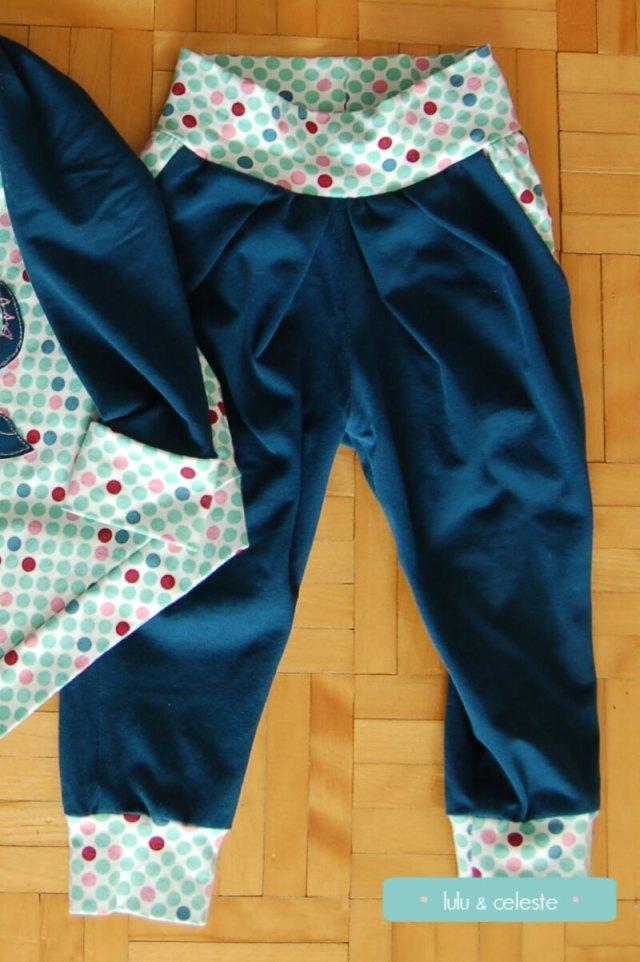 Spring Break Pyjama- Agathe pants