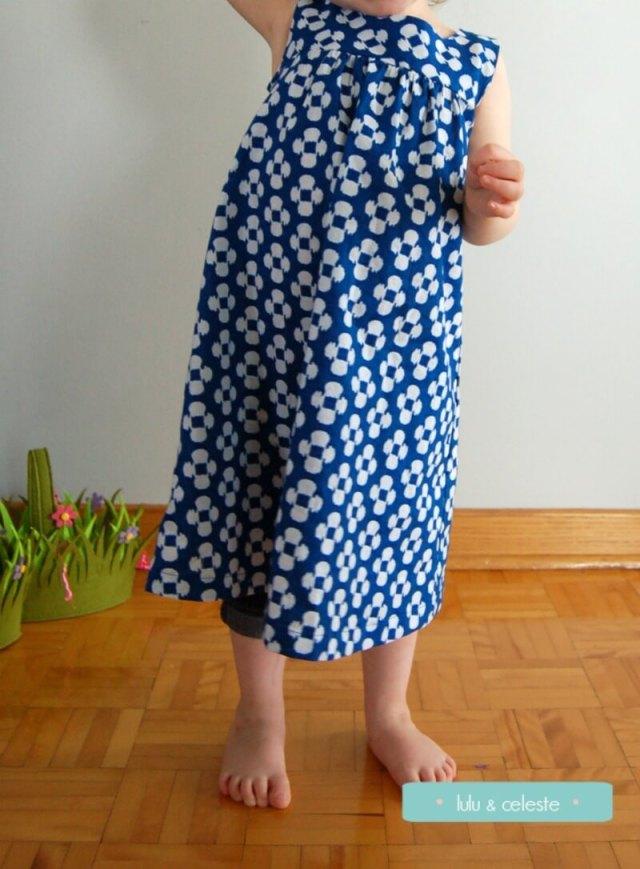 An Easter/Spring dress for Miss V
