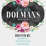 Dive Into Dolmans: Shwin Day Tripper