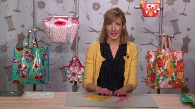 Sewing with Oilcloth craftsy review