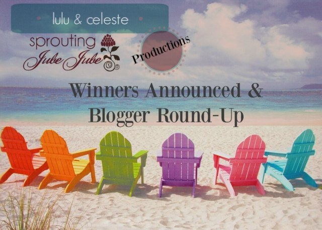 Winners and Blogger round up