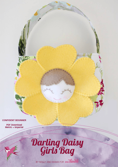 Darling Daisy -One Thimble Magazine