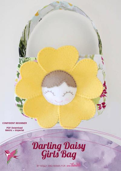 Darling Daisy -One Thimble Magazine