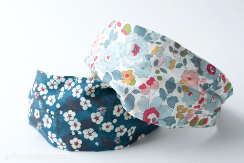 Polka Dot Chair headband