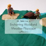 One Thimble Tour: Enchanting Woodland Meadow Playscape