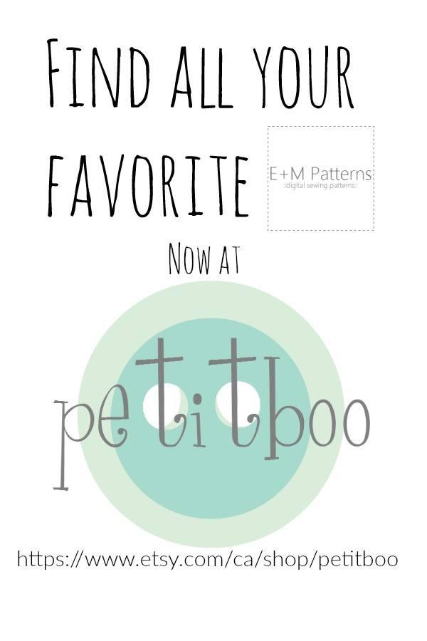 Petitboo Tour Logo