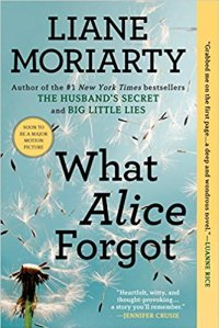 What Alice Forgot by Lianne Moriarty